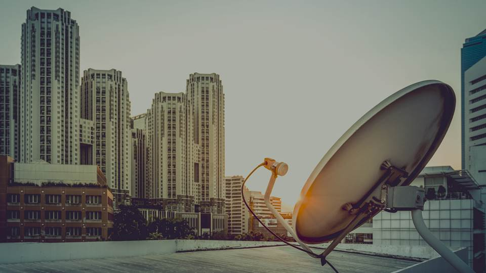 Enterprise satellite services