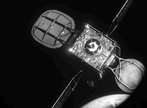 MEV-1 (MEV-2 precursor mission) captured this image of Intelsat-901 prior to docking in February 2020.