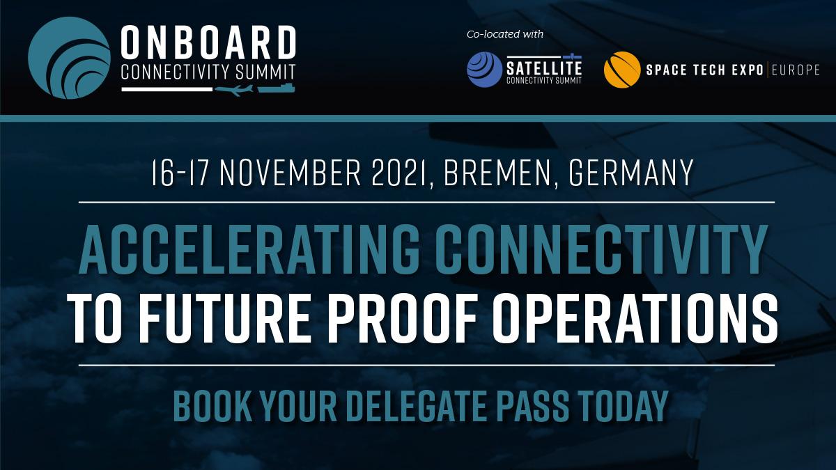 Telenor Satellite at Onboard Connectivity Summit 2021